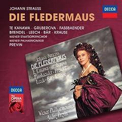 """J. Strauss II: Die Fledermaus / Act 2 - Finale: """"Im Feuerstrom der Reben"""""""