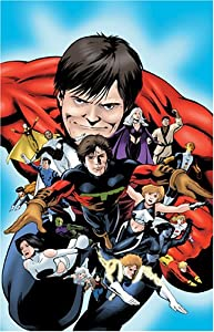 Legion of Super-Heroes Vol. 1: Teenage Revolution by Mark Waid and Barry Kitson