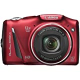 Canon Powershot SX150 IS ( 14.1 MP,12 x Optical Zoom,3 -inch LCD )