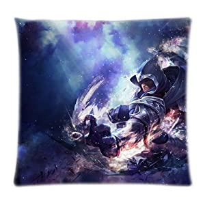 UK-Jewelry Modern Game Style Lol Talon Wallpaper League Of Legends Diy Cool Cover Case Pillow Pillowcase 18x18 Inch from UK-Jewelry