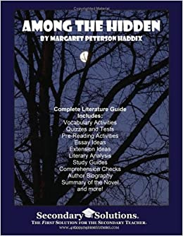 among the hidden book essay Essay topic 1 at the beginning of among the hidden, the main character, luke, is a quiet, powerless twelve-year-old he knows nothing about the world he lives in because he's never been outside his own home.