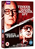Tinker Tailor Soldier Spy + Smiley's People (1979) [DVD] [Import]