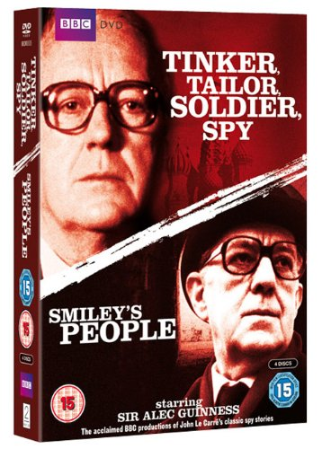 Tinker, Tailor, Soldier, Spy and Smiley's People Double Pack [DVD] [1979]