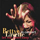 Let Me Down Easy - In Concert