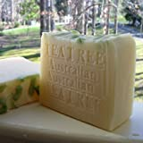 Handmade- Soap Australian Tea Tree with Cocoa Butter ~ Natural Handcrafted...