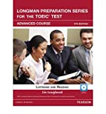 Longman Preparation Series for the TOEIC Test: Listening and Reading Advanced + CD-ROM W/audio W/o Answer Key (Paperback) - Common