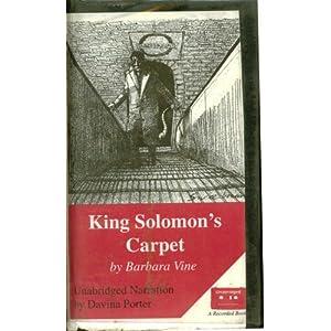 King Solomon's Carpet - Barbara Vine