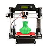 GEEETECH 3DPrinter, Wooden Prusa I3 Pro W desktop 3D printer DIY Kit with WIFI Cloud, 200x200x180mm(7.9''7.9''7.1'') Printing Size,Support Wi-Fi Connect, EasyPrint 3D App