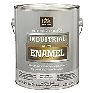 - W50W00801-16 Do it Best Alkyd Industrial Enamel-GLS PSTL/WHT ALKYD PAINT