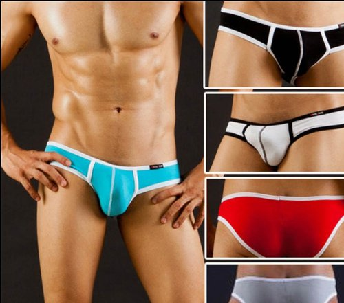 Low Rise Mens Soft & Comfortable Small/Barely There Briefs