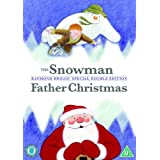 The Snowman/Father Christmas [DVD] [2005]by Dianne Jackson