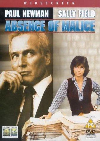 Absence of Malice / Без злого умысла (1981)