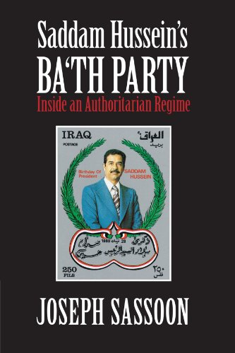 Saddam Hussein's Ba'th Party Paperback