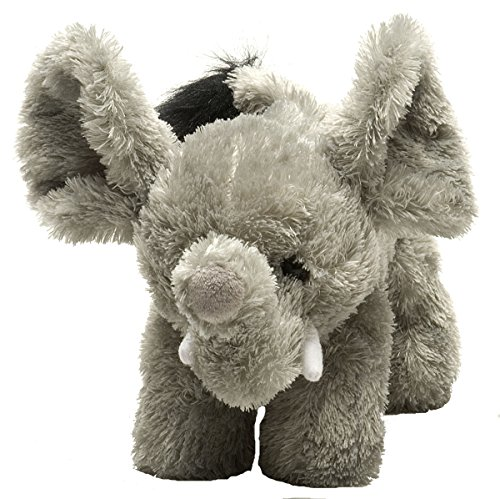 Wild Republic Hug Ems Asian Elephant Plush Toy