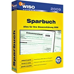 Wiso - SParbuch 2009 für 19,95 Euro