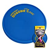 Aerobie Dogobie Squidgie Flying Disc - BLUE