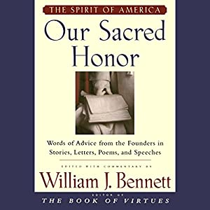 Our Sacred Honor Audiobook