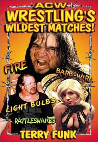 Cover art for  ACW: Wrestling&#039;s Wildest Matches