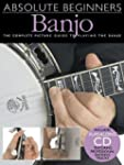 Absolute Beginners 5-string Banjo Boo...