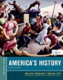 img - for America's History, For the AP* Course (Beford Integrated Media Edition) book / textbook / text book