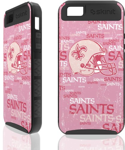 Special Sale New Orleans Saints - Blast Pink Apple iPhone 5 / 5s Cargo Case