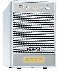 NETGEAR ReadyNAS NV+ 4-Bay 0TB (Diskless)