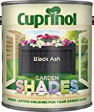 Cuprinol Garden Shades 1L Black Ash