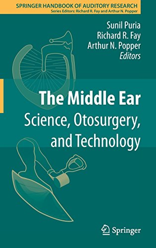 The Middle Ear: Science, Otosurgery, and Technology (Springer Handbook of Auditory Research)