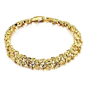 MiniBlue Wedding Newest Platting 18K Gold Bracelet