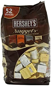 Hershey's Nugget Assortment, 52 Ounce