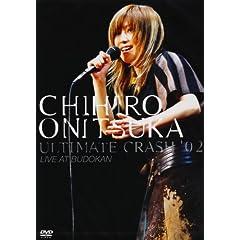ULTIMATE CRASH '02 LIVE AT BUDOKAN [DVD]