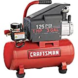 3 gal. Craftsman Air Compressor, 1 hp, Tank