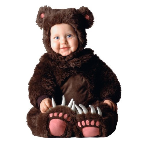 Morris Unisex-baby Brown Bear Costume