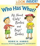 Who Has What?: All About Girls' Bodie...