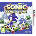 [UK-Import]Sonic Generations Game 3DS