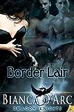 img - for Border Lair (Dragon Knights (Samhain)) book / textbook / text book