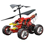 Air Hogs - Hover Assault R/C 4 in 1:...