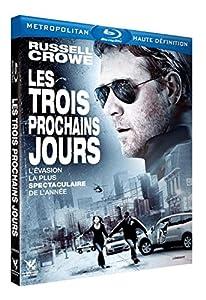 Les trois prochains jours [Blu-ray]