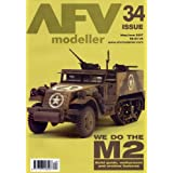 AFV MODELLER ISSUE 34 (AFV MODELLER)by David Parker