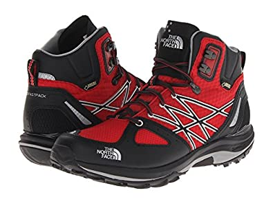 The North Face Ultra Fastpack Mid GTX Hiking Boots - Men's Tnf Red/Tnf Black, 13.0