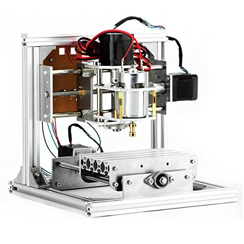 Best Prices! 3 Axis CNC DIY Router Machine Engraving Machine PCB Milling Machine CNC Wood Carving Mi...