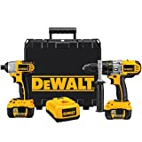 DEWALT  DCK275L  18-Volt XRP Lithium-Ion Drill/Impact Combo Kit