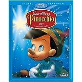 ピノキオ プラチナ・エディション [Blu-ray]