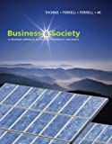 img - for Business and Society: A Strategic Approach to Social Responsibility book / textbook / text book