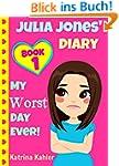 JULIA JONES - My Worst Day Ever! - Bo...