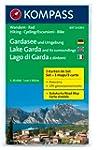Gardasee und Umgebung - Lake Garda an...