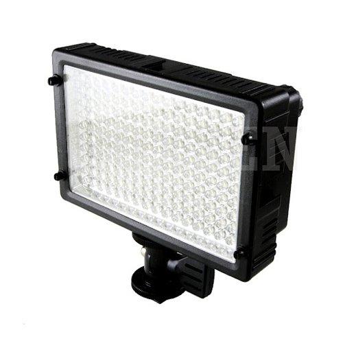 Triopo Ttv-160 Led Video Light Lighting For Digital Dv Video Camcorder Camera