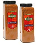 Durkee Cajun French Fry Seasoning, 29-Ounce Packages (Pack of 2)