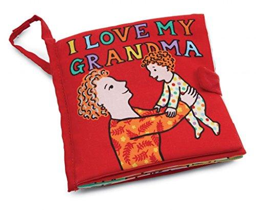 Jellycat® Soft Books, I Love My Grandma front-989664