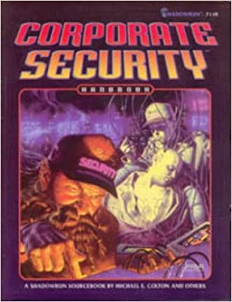 Corporate Security Handbook (Shadowrun)